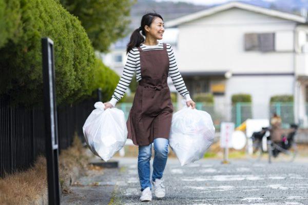 あきる野市の粗大ゴミ処分の手順