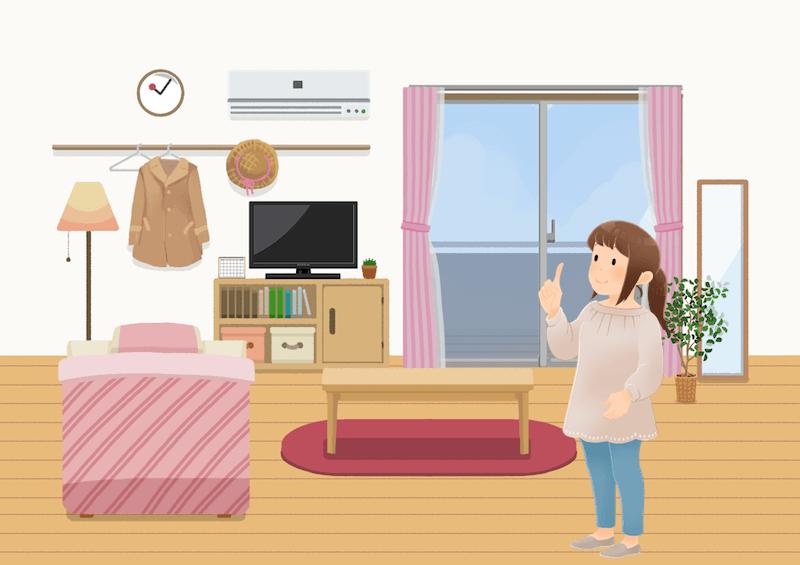 汚部屋をキレイにする4つの片付け方法&コツ