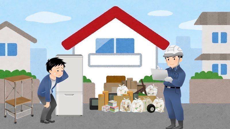 埼玉県鶴ヶ島市の不用品回収事例