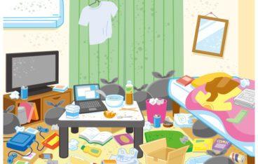 部屋を片付ける3つのメリットと綺麗に掃除するための4つのステップ