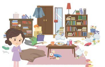 汚部屋女子必見!!一人暮らしの女性も安心の部屋片付け業者の選び方