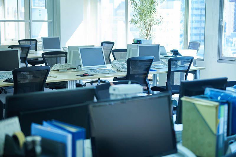 オフィス移転の際の不用品回収