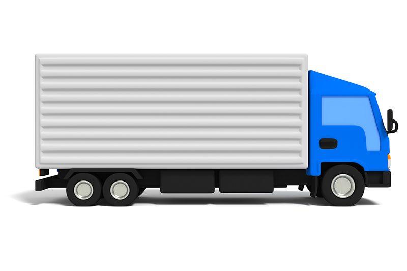 大きなトラックに対応している不用品回収業者