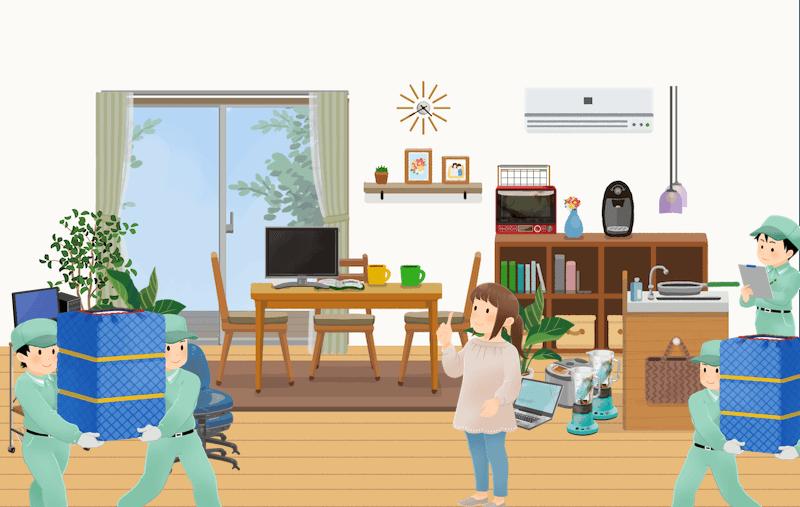 武蔵野市の回収サービス