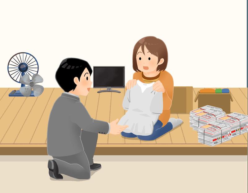 文京区の回収サービス