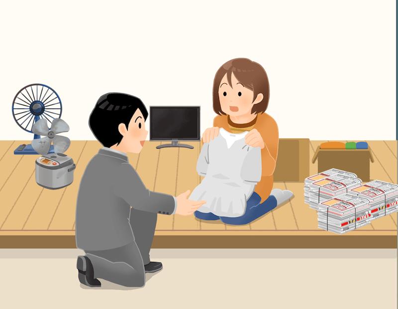 武蔵野市の不用品回収の口コミ