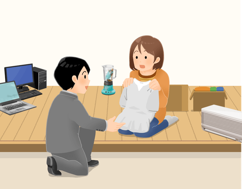 東京都台東区の回収料金の相場