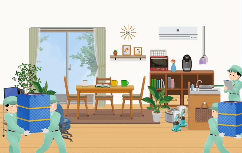 東京都狛江市の回収サービス