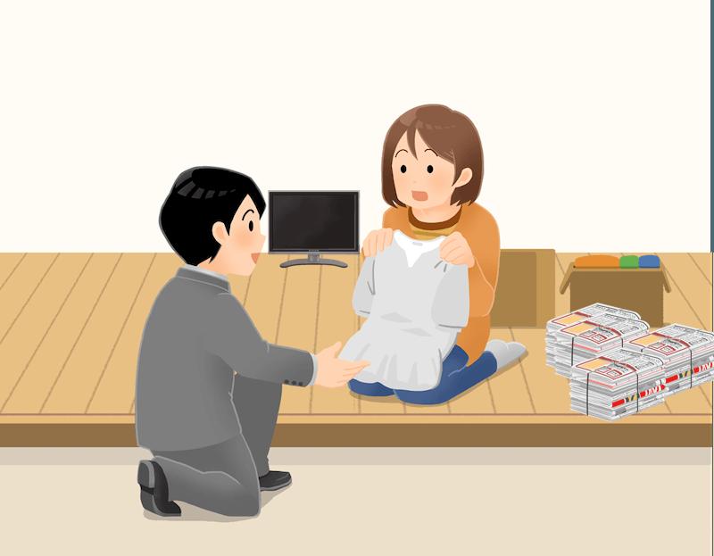 東京都練馬区の回収料金の相場