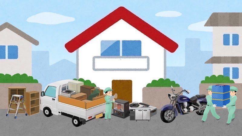 国分寺市の不用品回収サービス一覧