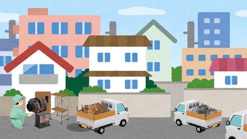 文京区の粗大ゴミ処分の注意点
