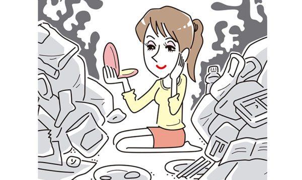 ゴミ屋敷は女性が多い?ゴミ屋敷になる心理とピカピカに片付ける秘訣