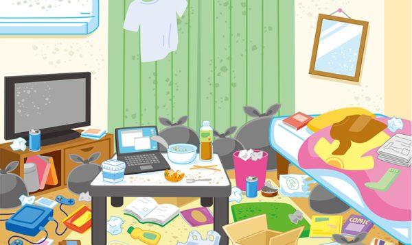自分でできるゴミ屋敷の片付け・掃除方法