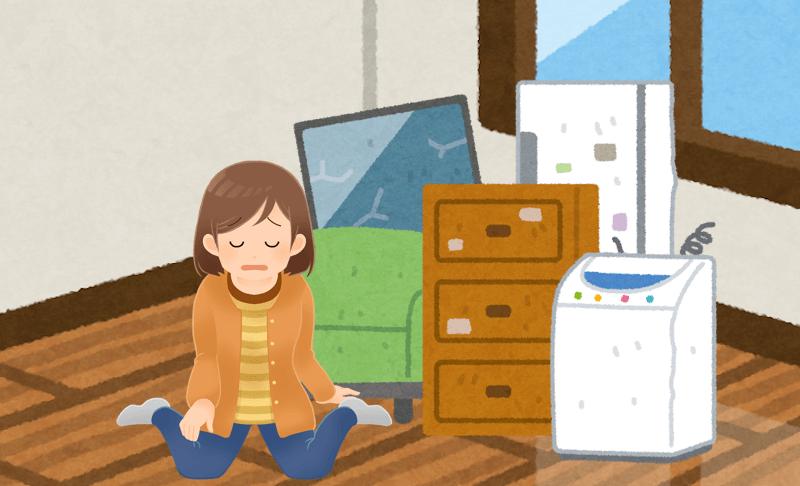 埼玉県所沢市の不用品回収事例
