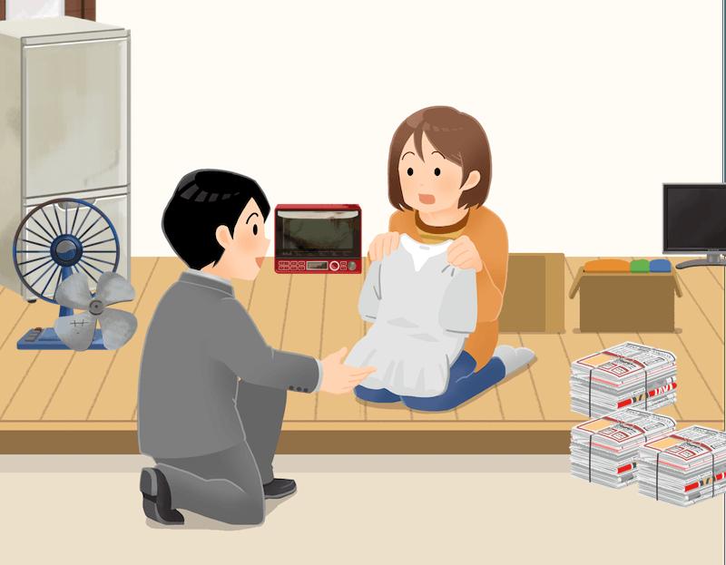 埼玉県白岡市の高評価おすすめ不用品回収業者