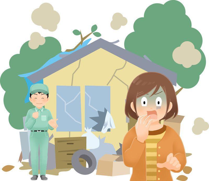 埼玉県幸手市の不用品回収事例