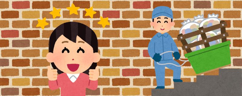 埼玉県深谷市の不用品回収の口コミ