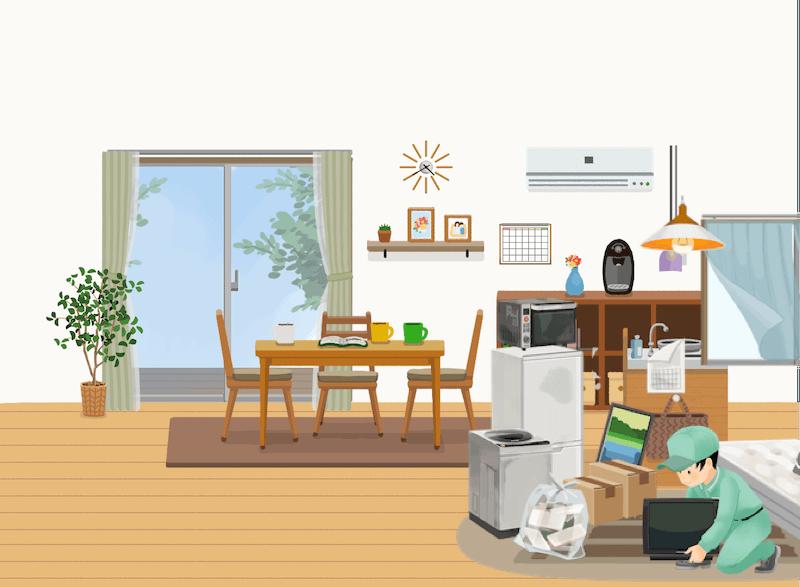 埼玉県東松山市の高評価おすすめ不用品回収業者