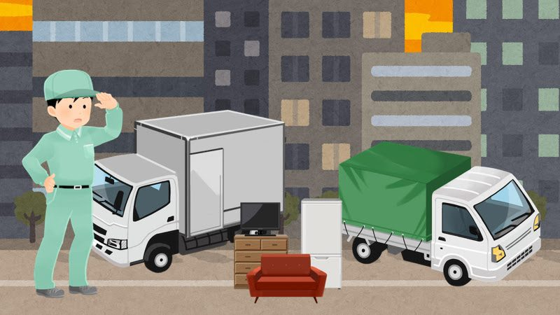 埼玉県鴻巣市の不用品回収事例