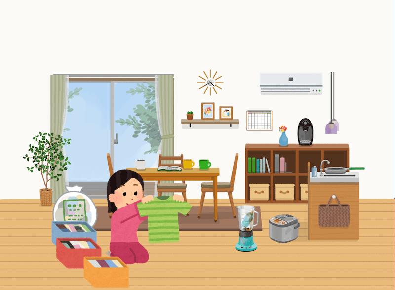 埼玉県蕨市の不用品回収事例
