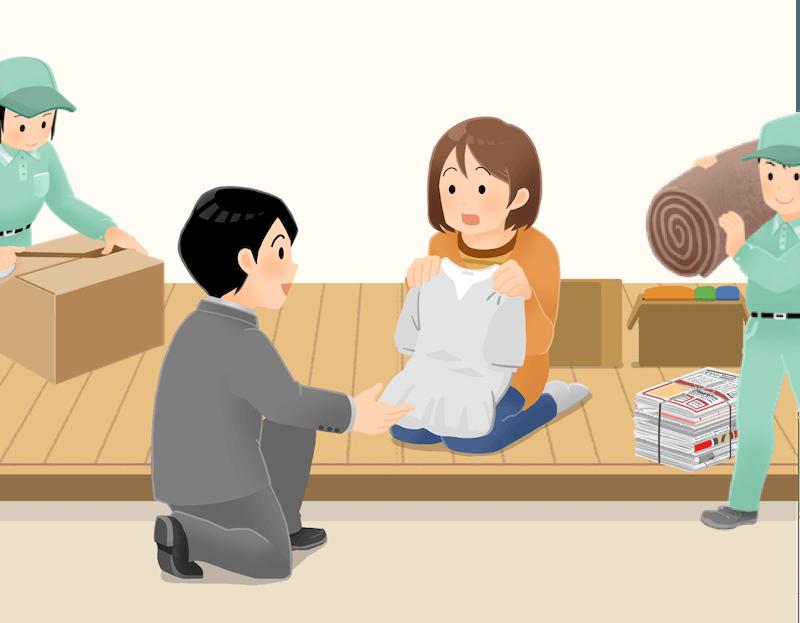 埼玉県羽生市の不用品回収事例