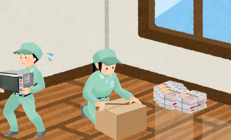 埼玉県戸田市の不用品回収事例