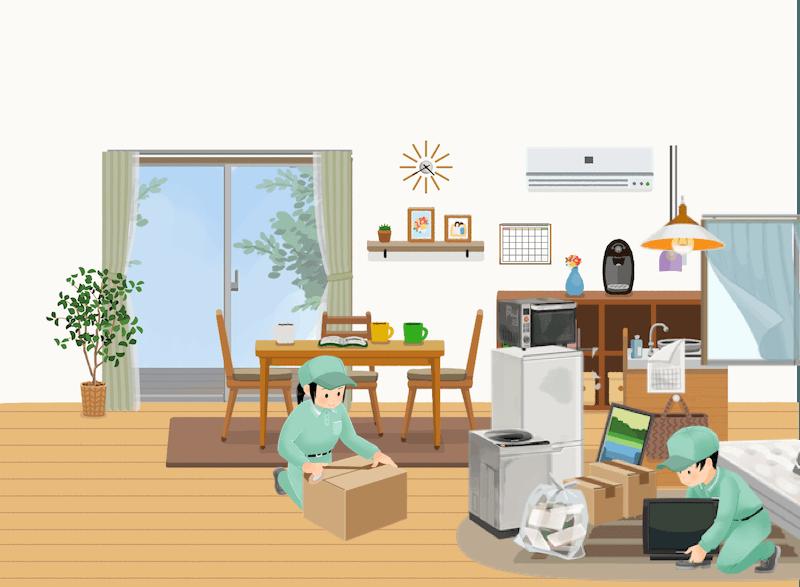 埼玉県美里町の高評価おすすめ不用品回収業者