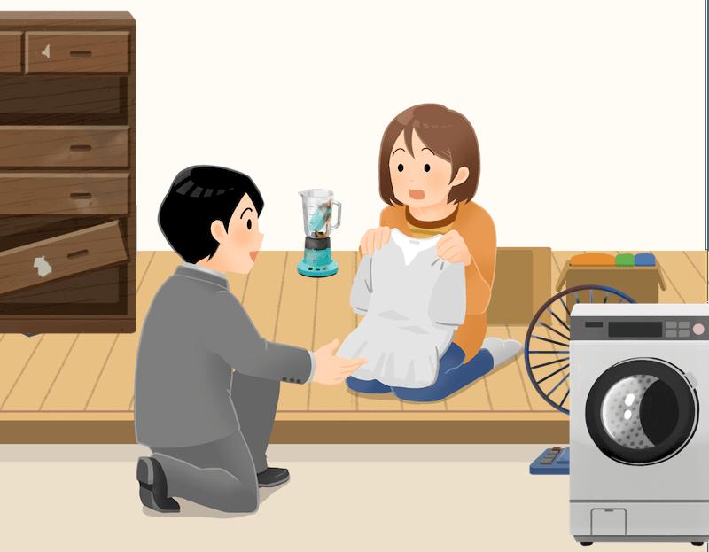 埼玉県皆野町の不用品回収事例