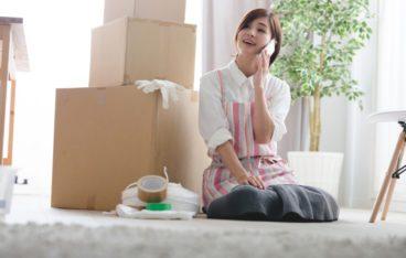 一人暮らしに特化した部屋の片付け方法|お掃除に気が乗らない方でも大丈夫!