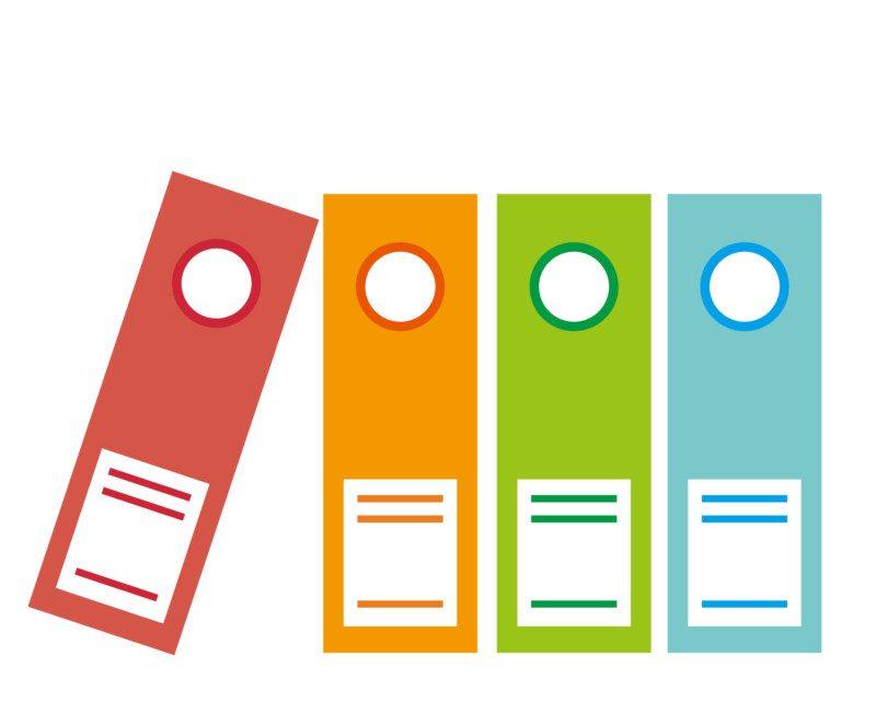 お部屋にある『衣類』を片付けるときの便利グッズ:ドアハンガー・ファイルケース