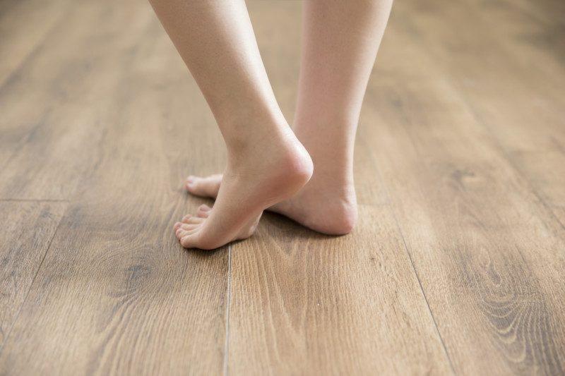 ①部屋の片付けはどこから?まずは床からスタート!